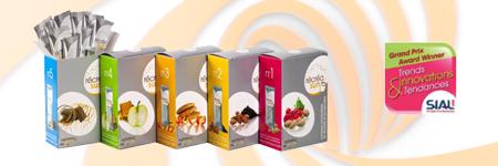 OpenStrat - Repositionnement complet de la gamme de produits Récréasun, préparation aromatique sous forme de dosettes